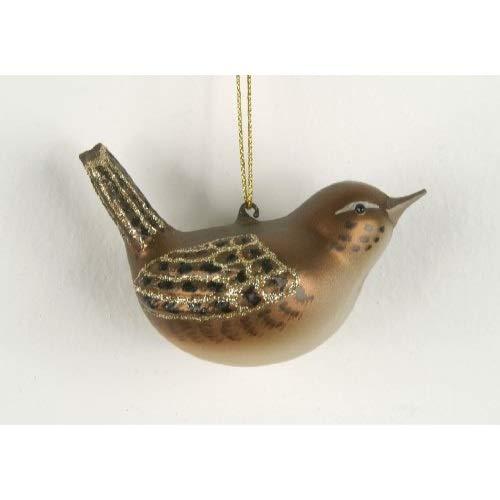 Cobane Studio LLC COBANEC396 House Wren Ornament -