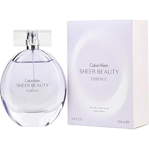 CK Sheer Beauty Essence women Eau De Toilette Spray 3.4 OZ.