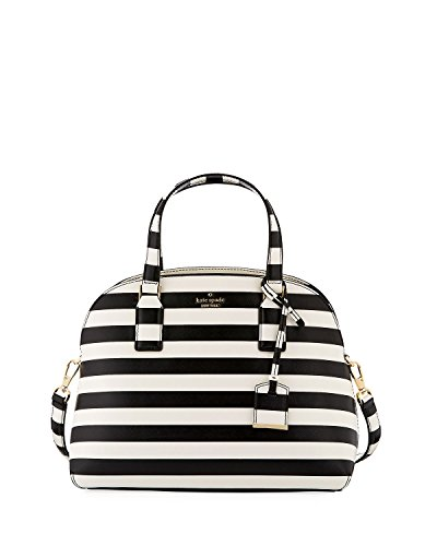 Kate Spade Striped Handbag - 4