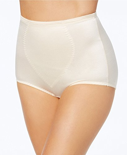 Control Moderate Panties Brief (Bali Women's Moderate Control Tummy Panel Brief, Light Beige, XX-Large)