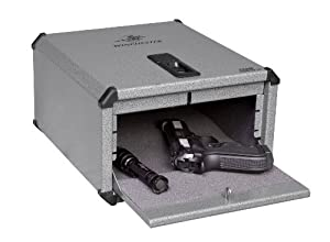 3. Winchester Safes eVault Biometric 3.0 Pistol Safe