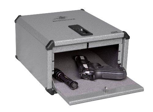 3. Winchester Safes eVault Biometric 3.0 Pistol Safe