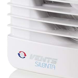 Silent extractor de bajo nivel de ruido de bajo consumo for Ruido extractor cocina