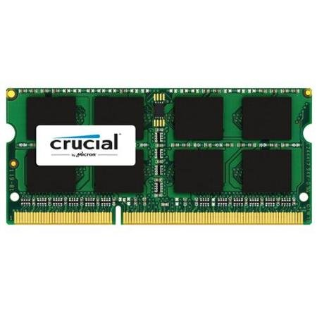 8GB Single DDR3 1866 MT/s (PC3-14900) 204-Pin SODIMM RAM Upgrade for iMac (Retina 5K, 27-inch, Late 2015) - Crucial CT8G3S186DM