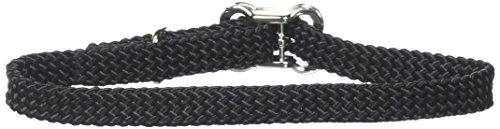 Coastal Pet 08501 BLK12 Dog Collar, 3/8 by 12-Inch, Black