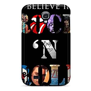 KaraPerron Samsung Galaxy S4 Best Hard Phone Cover Custom Stylish Rolling Stones Series [EVW13149FReM]