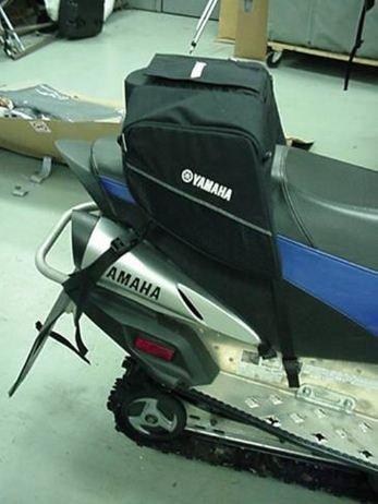 20 Yamaha Oem Parts (Yamaha OEM Combination Trail Luggage Bag. SMA-8HG73-20-00)