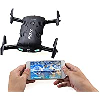 Remote Mini Drone, HD Camera, Mobile Remote Drone, Quadcopter, Collapsible