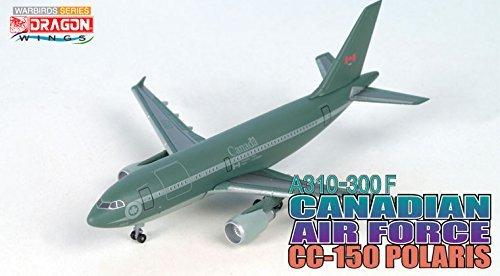 Dragon Wings 55595 Canadian Air Force Airbus A310-300F CC-150 Polaris 1:400 Diecast Model by Dragon Wings