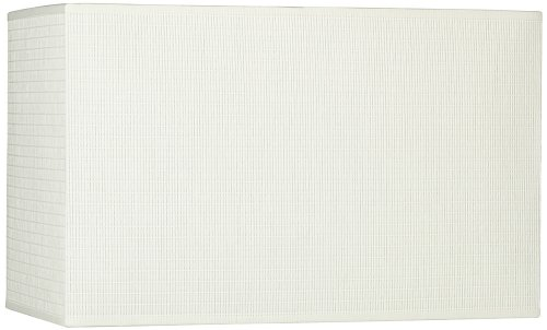 Off-White Rectangular Paper Shade 8/16x8/16x10
