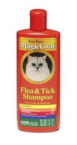 Best Dry Flea Shampoo For Cats