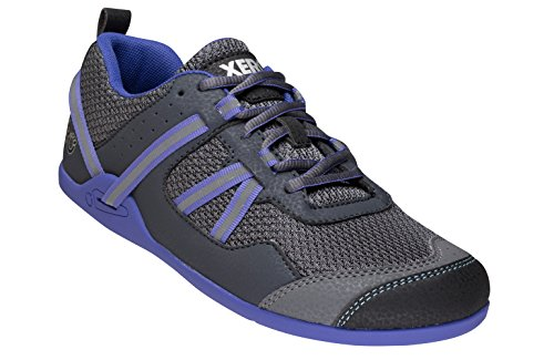 Xero Shoes Prio - Minimalist Barefoot Trail and Road Running Shoe - Fitness, Athletic Zero Drop Sneaker - Women's