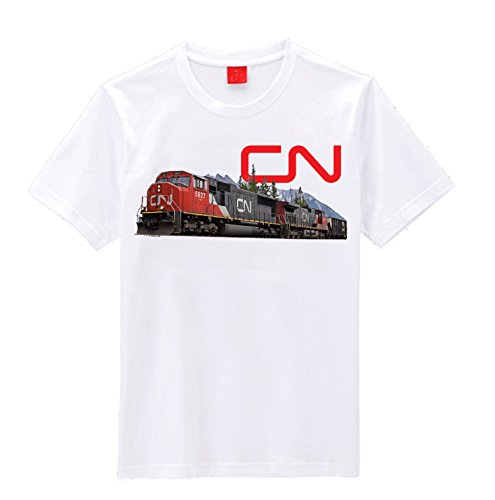 Canadian National Train T-Shirt (X-Large)
