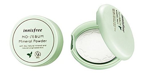 Innisfree-No-Sebum-Mineral-Pact-85g-Powder-5g-Total-2pcs-SET