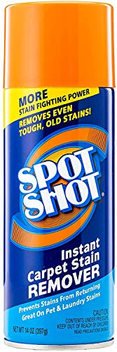 Spot Shot - 9869 Instant Carpet Stain Remover Aerosol, 14 OZ