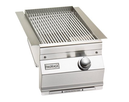 Fire Magic Aurora Built-in Natural Gas Single Searing Station / Side Burner - 3287l-1