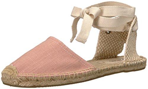 Sandal Dusty Classic Rose Women's Flat Soludos aATqfwz
