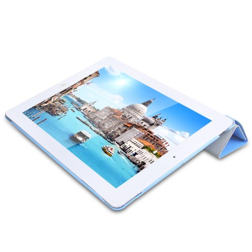 iPad Slim-Fit Folio Cover Back Case for Apple New / 0217