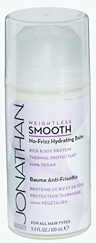 Jonathan Product - No Frizz Balm, Hydrating, Weightless Smooth Hair Care 3.4 Oz