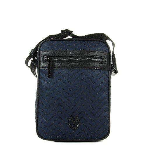 Versace Jeans Linea Chevron DIS. 5 E1YRBB0565017240 Damen Tasche (Blue) WqLl1