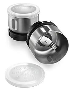 KitchenAid BCGSGA Spice Grinder Accessory Kit, Black (B00FGBKUSK) | Amazon price tracker / tracking, Amazon price history charts, Amazon price watches, Amazon price drop alerts
