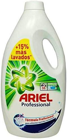 Ariel Detergente Liquido - 5 Paquetes de 55 Dosis: Amazon.es ...