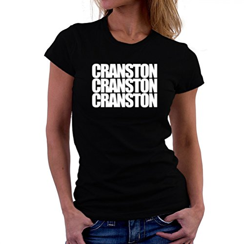 Cranston three words T-Shirt