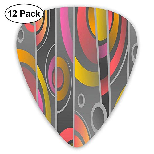 Mastexoru Guitar pick Cutting Circle Exquisite Shell for sale  Delivered anywhere in USA