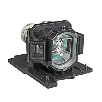 PJxJ Beamer proyector Lámpara DT01281 para Hitachi CP-WU8440 ...