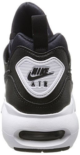 white Black Mode Baskets Prime Max Noir NIKE Air Homme 01qpW8nw