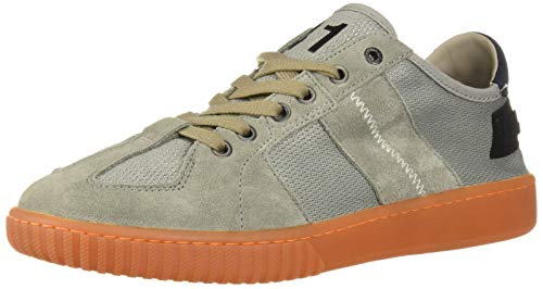 Diesel Men's S-Millenium LC-Sneakers, Rock Ridge/Midnight Navy, 11 M US