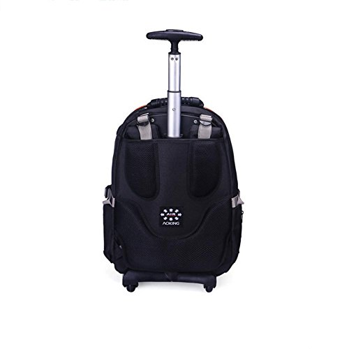 portatile con Comfortablely aste ultra approvazione valigia spalle blue multifunzione Virgin Airways b Atlantic nbsp;Silent Wheel Ryanair zaino Easyjet borsa 2 British leggero fraW0wfq