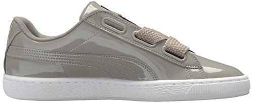 Patent Ridge Rock Heart Ridge Puma Women's Wn Basket rock Sneaker tWq7BnC7