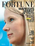 img - for Fortune Magazine May 19 2014 Marissa Meyer (Yahoo CEO) Cover, Marissa's Moment of Truth book / textbook / text book