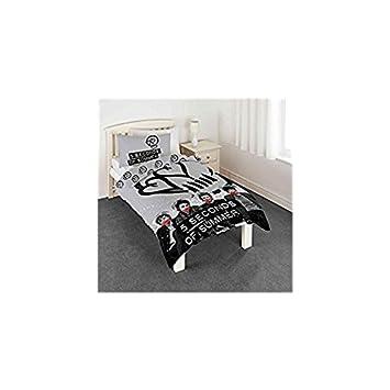 Brand New 5 Seconds Of Summer 5SOS Single Duvet /& Pillowcase Frames Set
