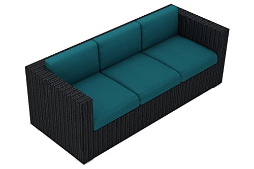 Amazon.com: Harmonia Living sofá de hl-urbn-cb-s-pc Urbana ...
