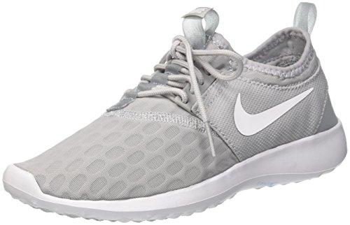 New Nike Sneakers (NIKE Women's Juvenate Sneaker, Wolf Grey/White/Wolf Grey/White, 9 B US)