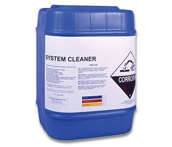 Two Step Systems Cleaner