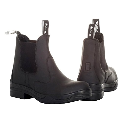 Bottes De Protection Jodhpur Black Kodiac Toggi qABwaA