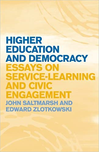 Essay On Good Health Higher Education And Democracy Essays On Servicelearning And Civic  Engagement John Saltmarsh Edward Zlotkowski  Amazoncom  Books What Is A Thesis For An Essay also Population Essay In English Higher Education And Democracy Essays On Servicelearning And Civic  Business Essay Format