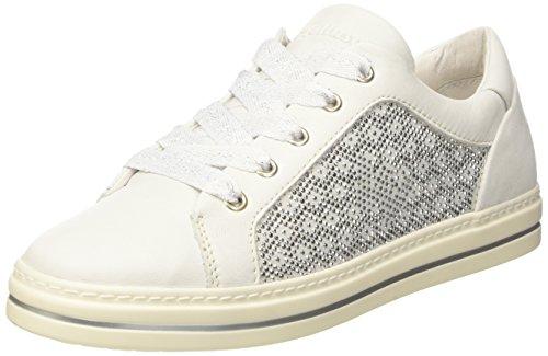 Sneaker Collo a 05812 Donna Bianco MELLUSO Basso Rpq1wxx0