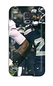 Best seattleeahawks NFL Sports & Colleges newest Samsung Galaxy S5 cases 9827747K751468844