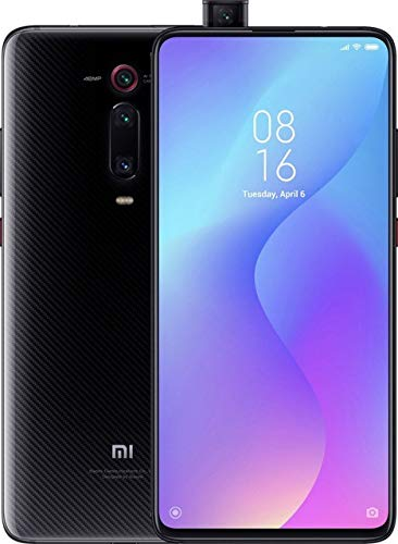Xiaomi Mi 9T (128GB, 6GB RAM) 6.39'' AMOLED FHD + Full Screen Display, 48MP Triple Camera, Global 4G LTE Dual SIM GSM Factory Unlocked (Carbon Black) by Xiaomi