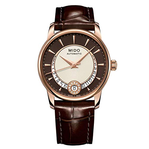 MIDO Watch BARONCELLI (Baroncherri) M00720736291001J Ladies [Regular Imported Goods]