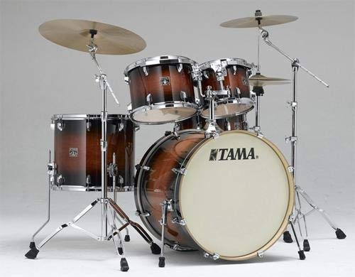 Tama Superstar Classic 5-piece Shell Pack - Mahogany Burst Lacquer