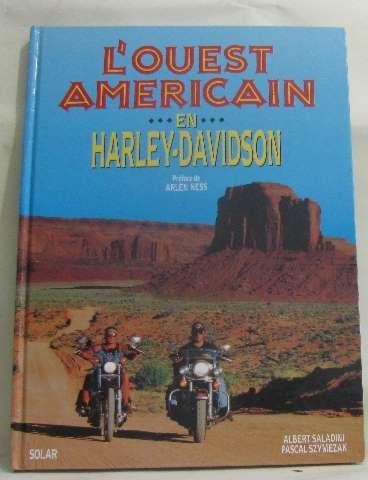 Price comparison product image L'Ouest américain en Harley-Davidson
