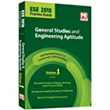 ESE 2018 Prelims Exam: General Studies & Engineering Aptitude - Theory and Solved Papers - Vol. 1