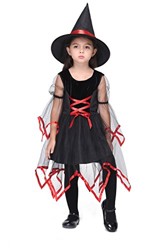 [Halloween Hat Costume Set - bigxxx Witch Style Cosplay Various Patterns Four Sizes 173G L] (Britney Spears Costumes)