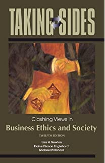 Modern management concepts and skills 12th edition samuel c taking sides clashing views in business ethics and society fandeluxe Choice Image
