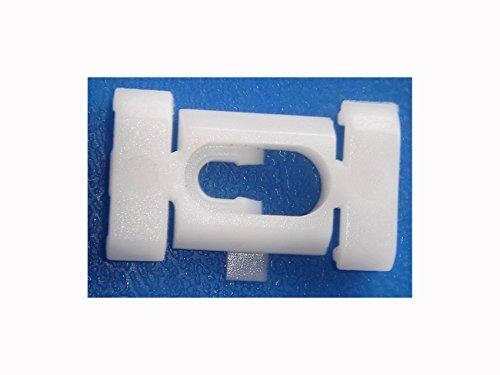 LC 20 Pieces in a Pack Nylon GM Door Quarter Belt Reveal Moulding Trim Car Clips Retainer 31/32x9/16